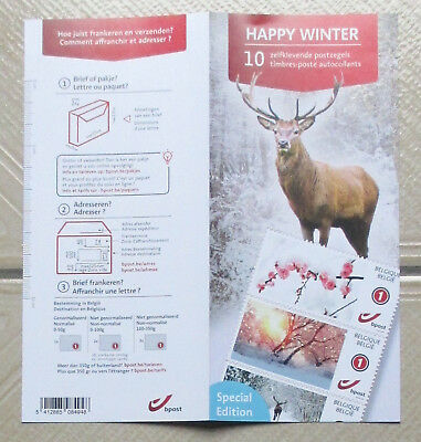 1 boekje/carnet happy winter**