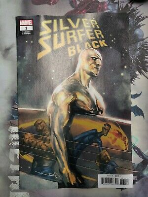 Silver Surfer Black#1 Parel Variant