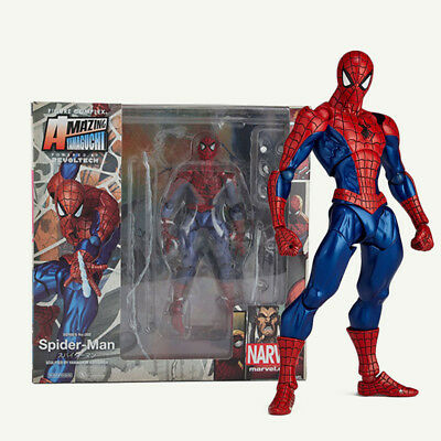 JOINT MOVABLE Cool Toy Spider-Man Action Figure(THE AMAZING SPIDERMAN) Kids Gift