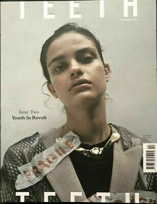 Teeth  iSSUE Two 'Youth The Revolt