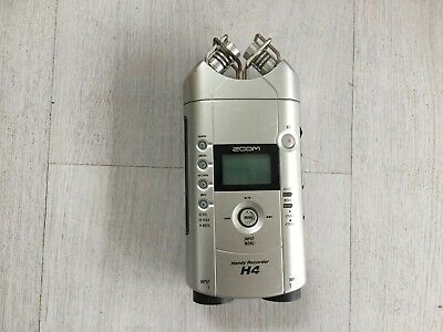 ZOOM H4 Handy Recorder MP3 PCM WAW stereo portable audio recorder + 2Gb SD card