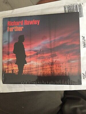 RICHARD HAWLEY FURTHER CD (New Release MAY 31st 2019)