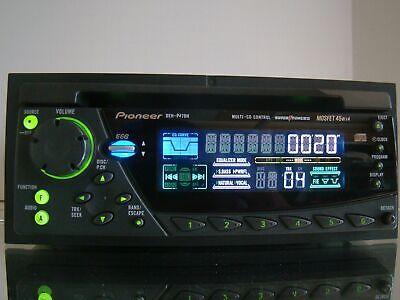 New Pioneer 1.5 Din In-Dash Car Am Fm Cd Stereo Player Receiver Gmc/Chrysler