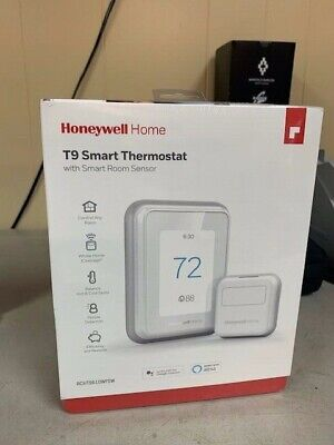 BRAND NEW HONEYWELL Home T9 Smart Thermostat Model RCHT9610WFSW Factory  Sealed
