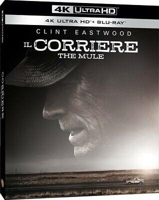 Corriere (Il) - The Mule (4K Ultra Hd +Blu-Ray)