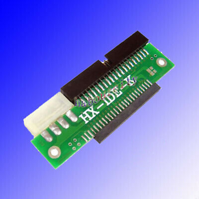 IDE 44PIN 2.5 Male to IDE 40PIN3.5 Male Dom//HDD Adapter Converter BP