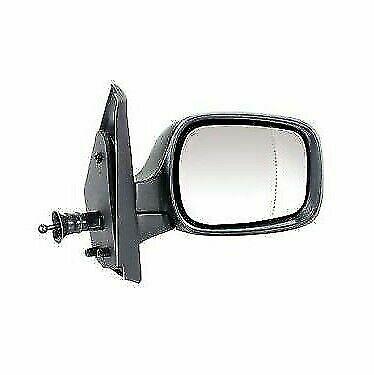 Side Mirror Glass Aspherical LEFT=RIGHT Fits NISSAN MPV RENAULT Kangoo 1997