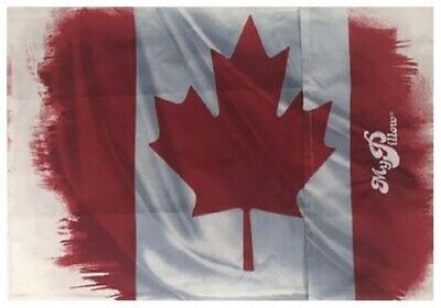 My Pillow TRAVEL (PILLOW CASE) Roll N Go - Go Anywhere CANADIAN FLAG