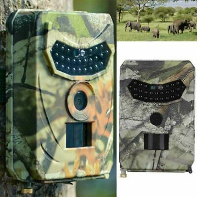 12MP 1080P Hunting Camera Trail Scouting Game Wildlife Infrared Night Vision LJ