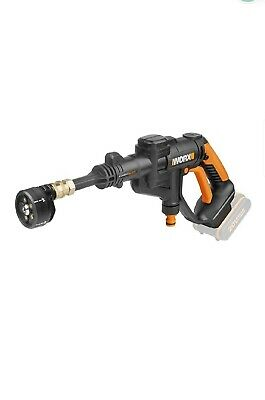 WORX WG629E.9 20v Battery Cordless Hydroshot Pressure Washer BARE UNIT