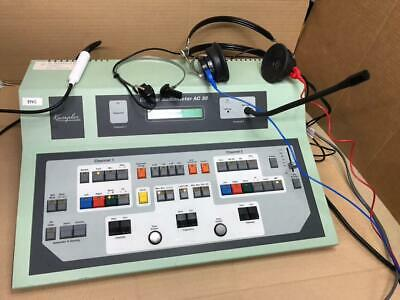 Kamplex AC 30 Clinical Audiometer by Interacoustics