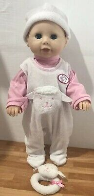 Baby Annabell 💕 Learn To Walk Baby Doll / Dressed ~ Zapf