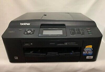 Brother - Work Smart Series MFC-J895DW Wireless All-In-One Printer - Needs Ink