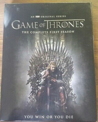 Game of Thrones: The Complete First Season (Blu-ray Discs & Digital HD)