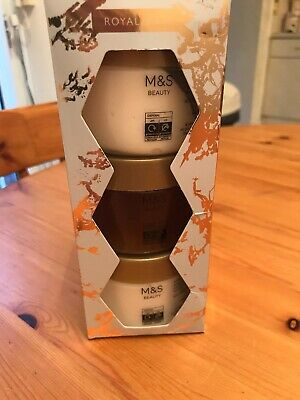 M&S Royal Jelly  Gift Set New