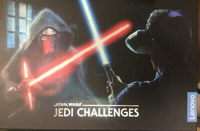 Lenovo Star Wars Jedi Challenges AR Lightsaber Controller & Beacon