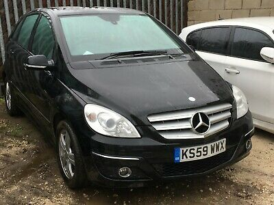 "L@@K 2010*Mercedes-Benz B160 Se Automatic ""59"" Reg*Spares Or Repairs*Repossesion"