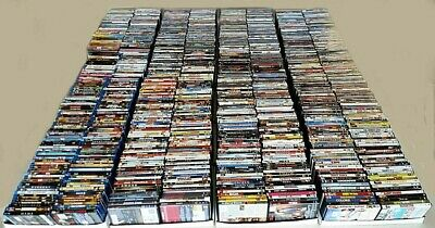Blu Ray/Dvd Lot!!! Choose Any 10 Blu Rays/Dvds For 25.00 Usd.