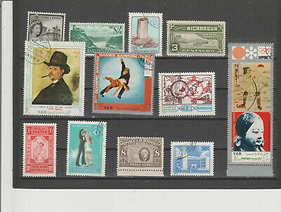 World stamp collection All Different Clearance lot   M171
