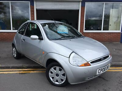 2008 (08)Ford Ka 1.3 Style ** Only 57,000 Miles ** New Mot Issued on Purchase **