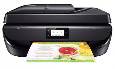 HP OfficeJet 5258/5255 Wireless All-in-One Printer Copy/Scan/Fax Ink Included