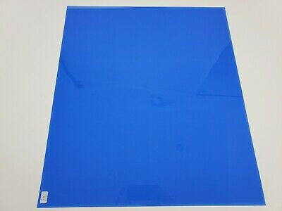 """Lee Filters 501 New Colour Blue Lighting Gel Sheet 21/"""" by 24/"""""""
