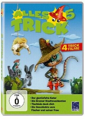 Alles Trick (5)   Dvd Neuf