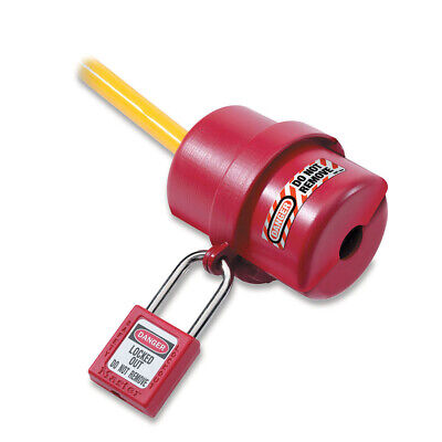 MasterLock 487 Rotating Electrical Plug Lockout Small | AUTHORISED DEALER