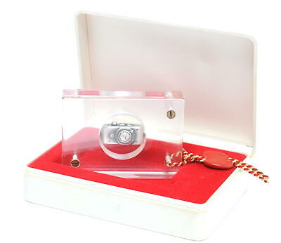 Ur-Leica miniature in 800 silver in acryl glass boxed