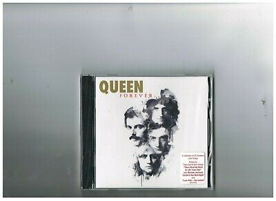 Queen Cd. Forever. . The Best Of Greatest Hits. New