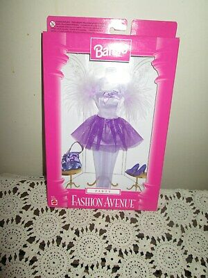 "Vintage Barbie 1999 Mattel  Fashion Avenue ""Party""  Nip"