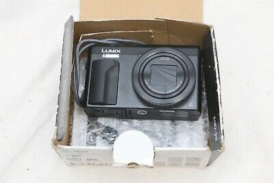 Panasonic Lumix DC-ZS70 20.3MP 4K WiFi Digital Camera w/ Leica Lens