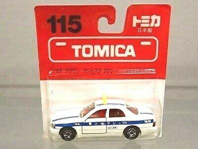 Tomica BP Made in Japan TOYOTA CROWN MAJESTA TAXI Rare New Takara Tomy F/S