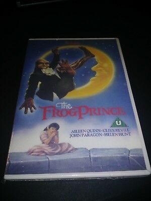 The Frog Prince Starring Aileen Quinn,Clive Revill, John Paragon,Helen Hunt