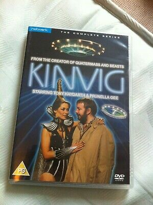 Kinvig:The Complete Series- 1981 Nigel Kneale/Prunella Gee/ITV(Region 2 PAL DVD)