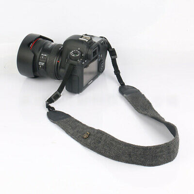 Shoulder Sling Belt Neck Strap For Nikon Canon Sony Pentax Camera SLR DSLR Gift