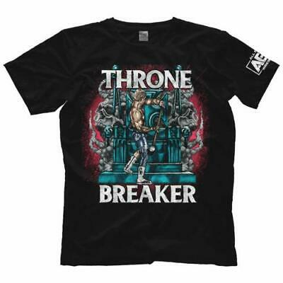9665 T-Shirt Cody Throne Breaker Offiziell Bis 5XL ! AEW All Elite Wrestling