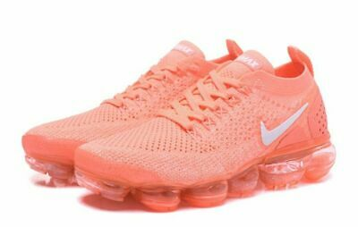 ea77b3637e Nike Women's Air Vapormax Flyknit 2 Crimson Pulse 942843-800 Size 6.5