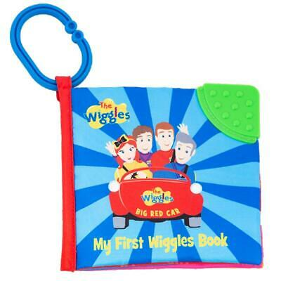 NEW The Wiggles 'My First Wiggles' Soft Baby Cloth Book