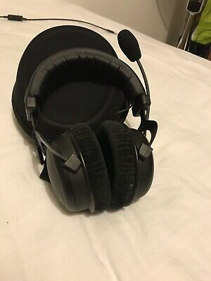 Beyerdynamic MMX 300 Generation 2, Over Ear Audiophile Gaming Headset