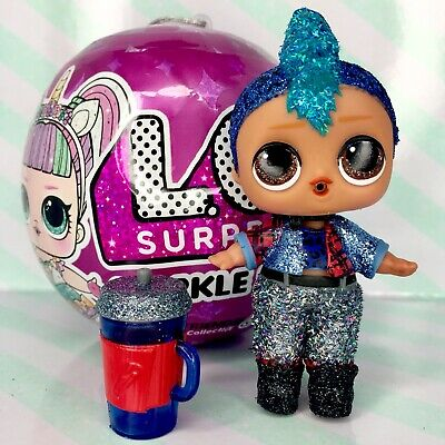 New LOL Surprise Sparkle Series PUNK BOI - New Out Of Packaging