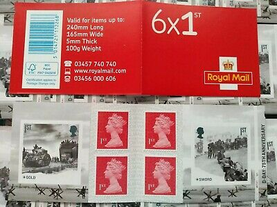 2019 D-DAY: 75TH ANNIV self Adhesive Retail Cylinder Booklet M19L