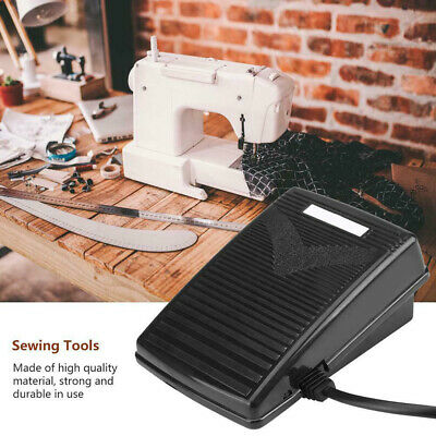 Multifunctional Sewing Machine Accessories Foot Speed Control Pedal With Power C