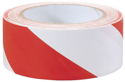 Red White Safety Barrier Warning Tape Farming Construction