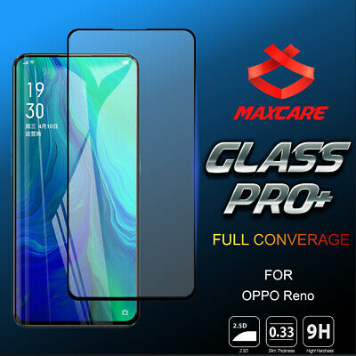 OPPO Reno 10x Zoom 5G Full Coverage Tempered Glass Screen Protector