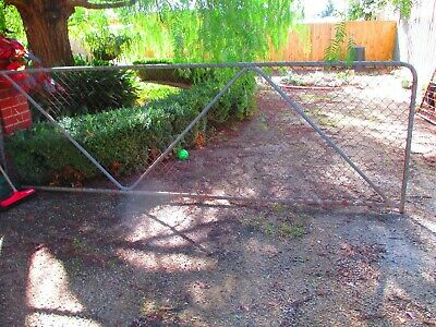 Farm Gate-Vintage 3.6 m wide with cyclone wire infill