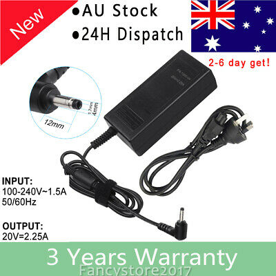 Power AC Adapter Laptop Charger for Lenovo ideaPad Yoga 310 510 520S 710 710S