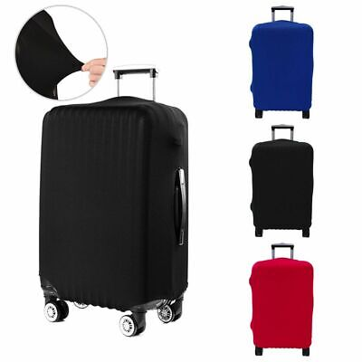 "Elastic Polyester Luggage Suitcase Bag Dust Cover Protector Anti Scratch 18""-30"""