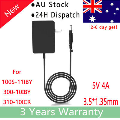 Laptop Power Adapter Charger Cord Supply for Lenovo ideapad 100S-11IBY 5V 4A AU