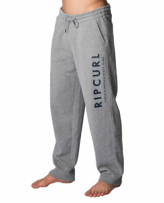 BNWT Rip Curl Men Fleece Tracksuit Joggers Relaxed fit Track Jogging Pants S-3XL